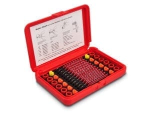 Kit, Skylox, Tool Accountability, Red Case, Complete, 12 Complete Sets with Skyvaults