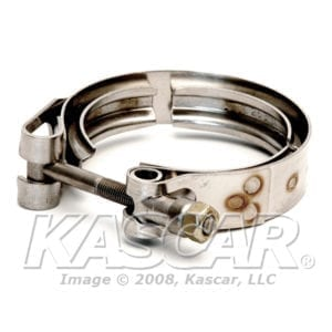 Exhaust to turbo Clamp