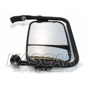 Right Side Mirror, Black