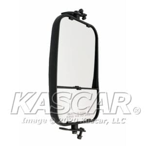 Mirror Head Lft Side Black