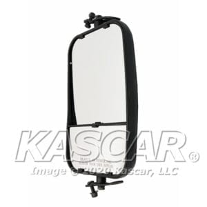 Mirror Head Black, Left side